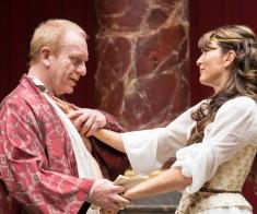 Показ спектакля «Антоний и Клеопатра»