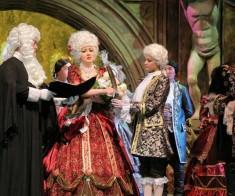 Опера «Лючия ди Ламмермур»