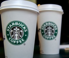 Starbucks в Mega Alma-Ata