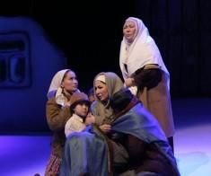 Спектакль «Ай мен Айша»