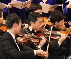 Концерт Государственной хоровой капеллы имени Б. Байкадамова