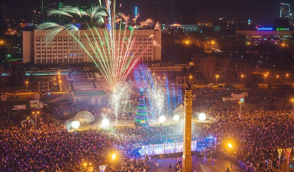 Новый год в душанбе 2017 год