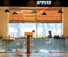 Городское кафе Presso
