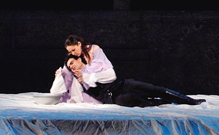 """Трагедия """"Ромео и Джульетта"""""""