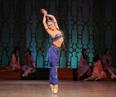 Балет «Бахчисарайский фонтан»