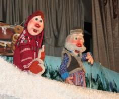 Спектакль «Морозко»
