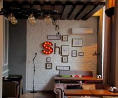 Городское кафе Sharrua