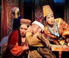 Спектакль «Пять жен Ходжи Насреддина»