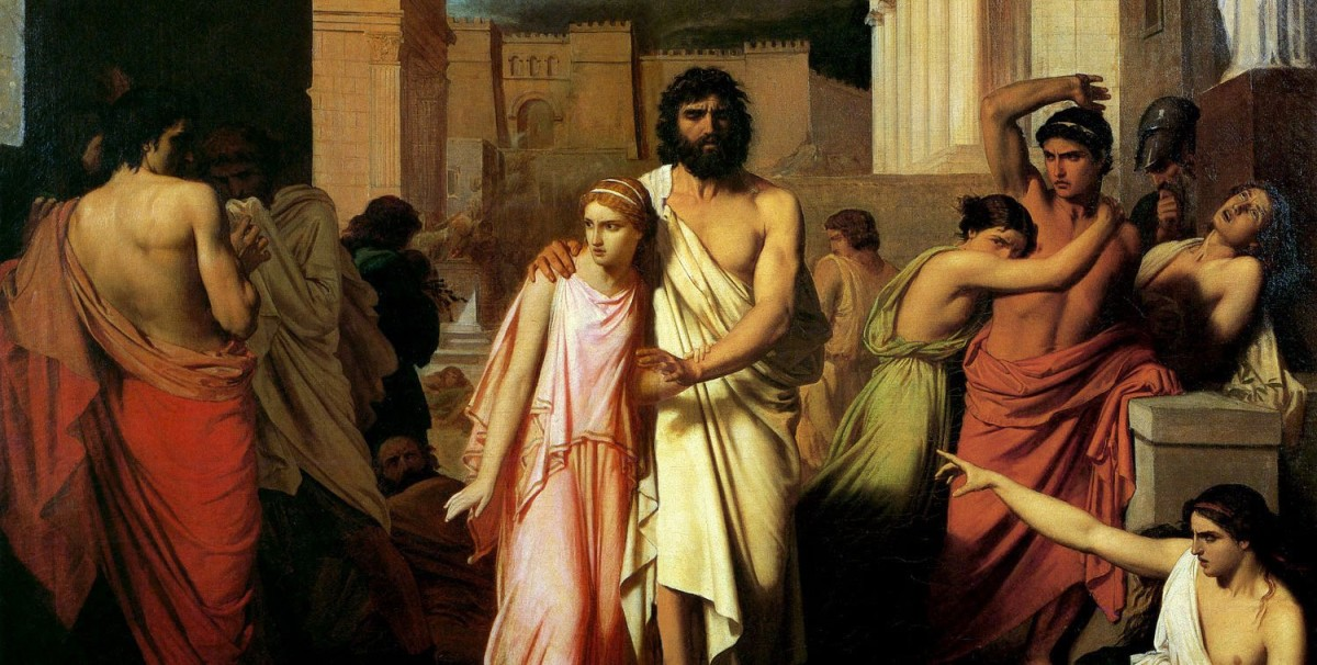 the greek tragedy of oedipus the king In terms of the chronology of the oedipus story, oedipus the king is the earliest, followed by oedipus at colonus and then, lastly, antigone (the events of which take place after the death of oedipus.