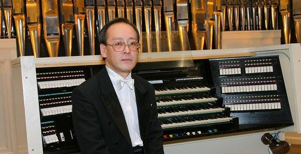 Органная музыка семьи Бах Концерт органной музыки