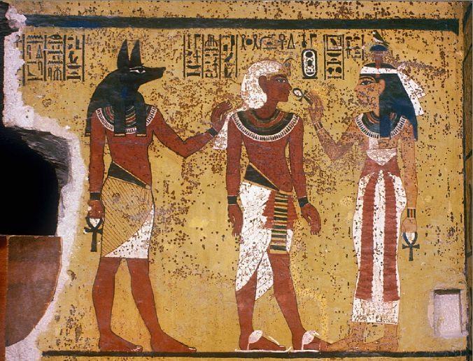 """Квест """"Гробница Фараона"""""""