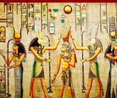 Квест «Гробница Фараона»
