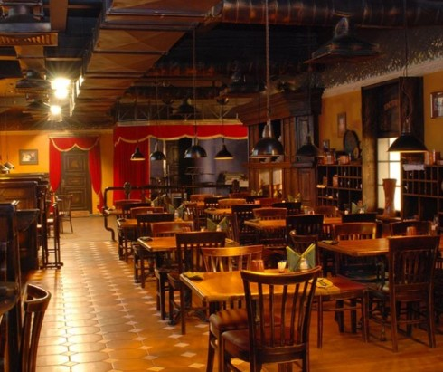 Ресторан «Entrecote» на Кирова