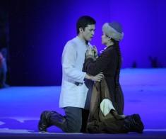 Спектакль «Мөлдір махаббат»