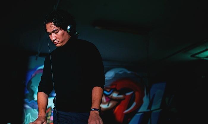 DJ Arsen Superfly в сafe Aurora