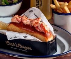 Crab's Burger
