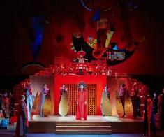 Опера «Турандот»