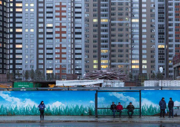 Фотовыставка Дитера Зайта «Виртуальные ландшафты»
