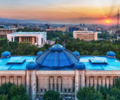 Список музеев Алматы