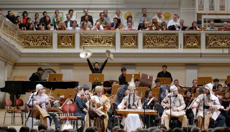 Концерт памяти Каршыги Ахмедьярова