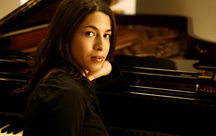 Концерт французской пианистки Селимен Доде