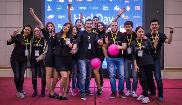 HackDay Almaty 2016