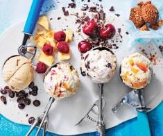 Где поесть мороженое в Алматы?