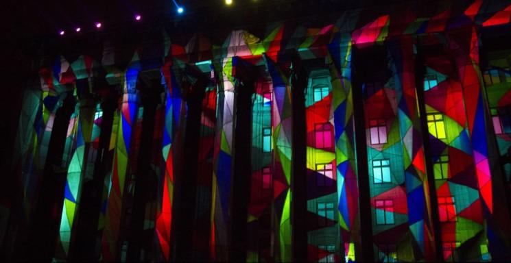 Световое 3D Шоу