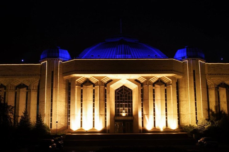 """""""Ночь в музее"""" в Центральном Государственном музее РК"""