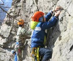 Семейные соревнования на скалах «Лесничество»