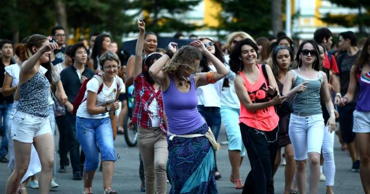 Dance Walking Almaty ver.3