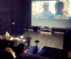 Кафе «love cinema»