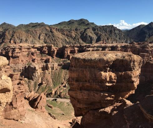 Эко-Парк в Чарынском каньоне
