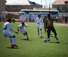 Футбол: Кайрат — Атырау