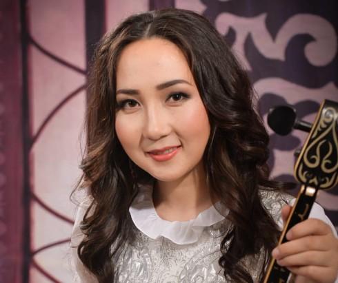 Сольный концерт Манасбаевой Макпал