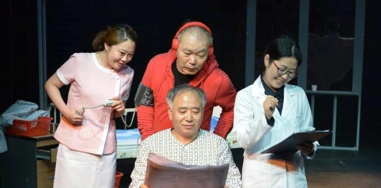 Гастроли театра Республики Корея