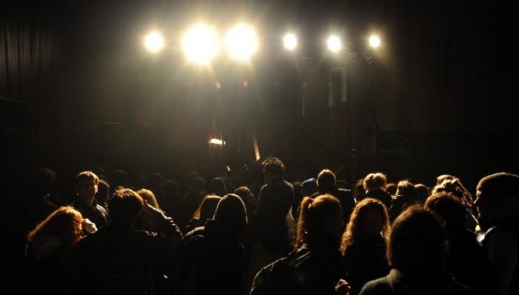 Ночь в театре 2016