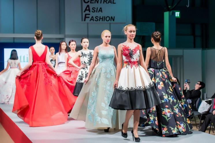 Выставка моды Central Asia Fashion Spring-2016