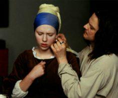 Показ фильма «Девушка с жемчужной сережкой»