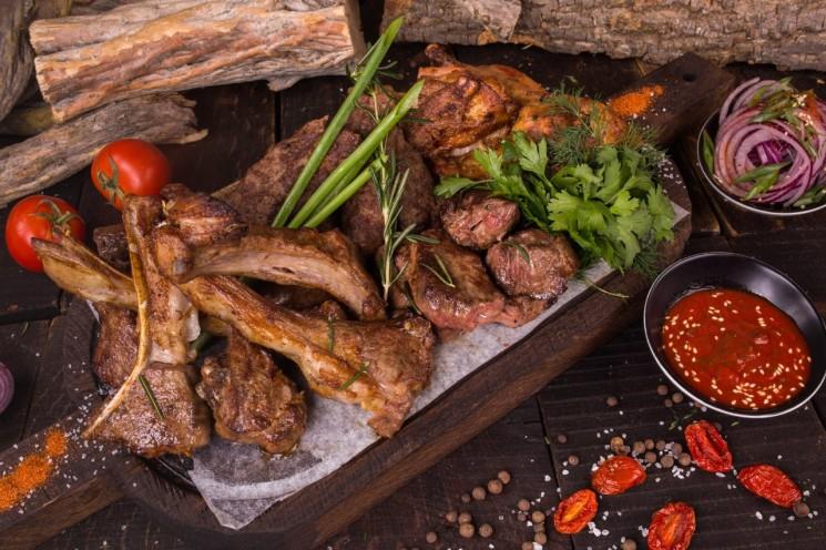 Где поесть шашлык в Алматы?