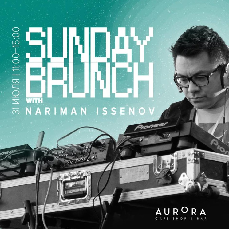 Sunday Brunch with Nariman Issenov