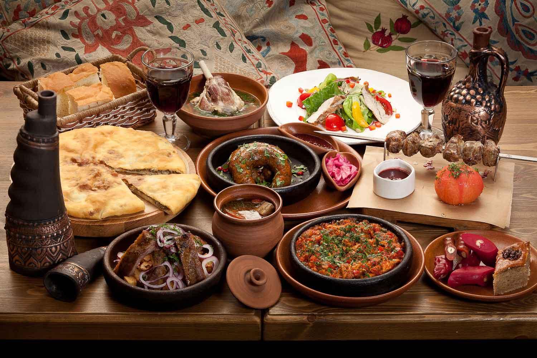 Картинки по запросу грузинская кухня