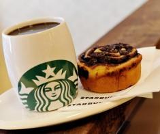 Starbucks в ТРЦ «Dostyk Plaza»