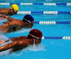 Первый Открытый Чемпионат Республики Казахстан по плаванию