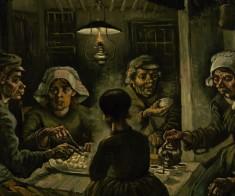 Показ фильма «Винсент Ван Гог – Новый взгляд»