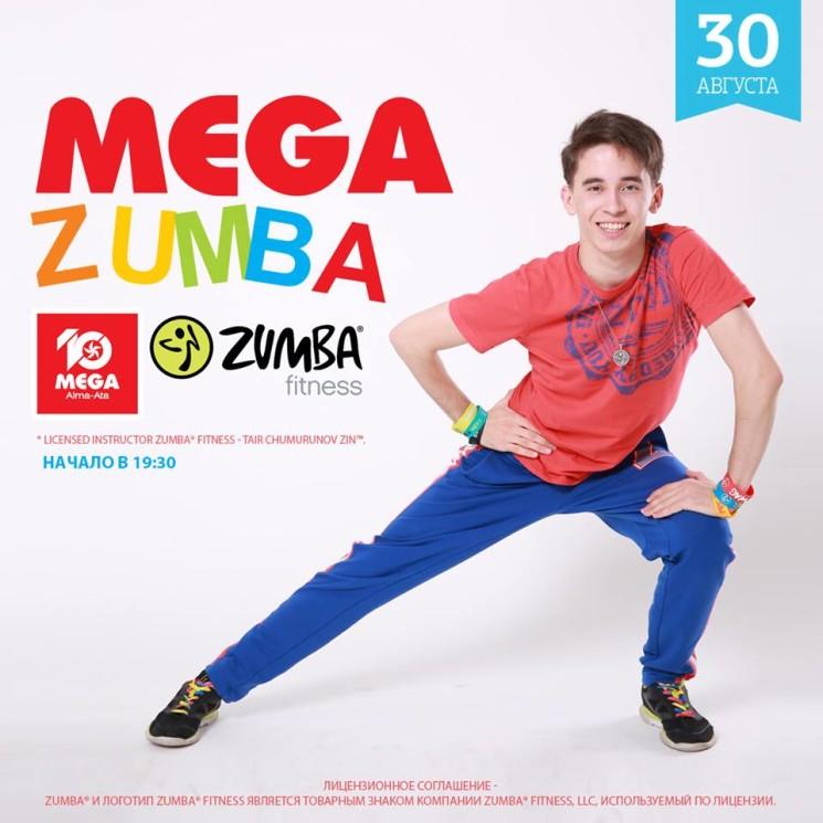 Mega Zumba