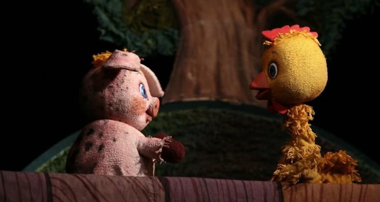 Я - цыплёнок, ты - цыплёнок