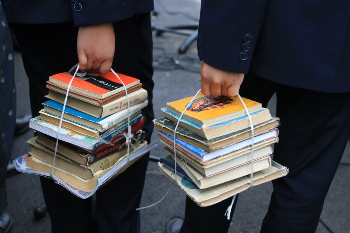 Книжный фестиваль KitapFest