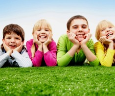 Открытие детской площадки Kids Club