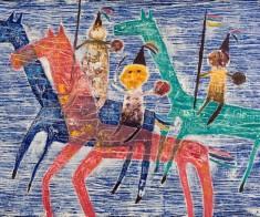 Выставка Куаныша Базаргалиева «Кошкармюйизм и прочее»